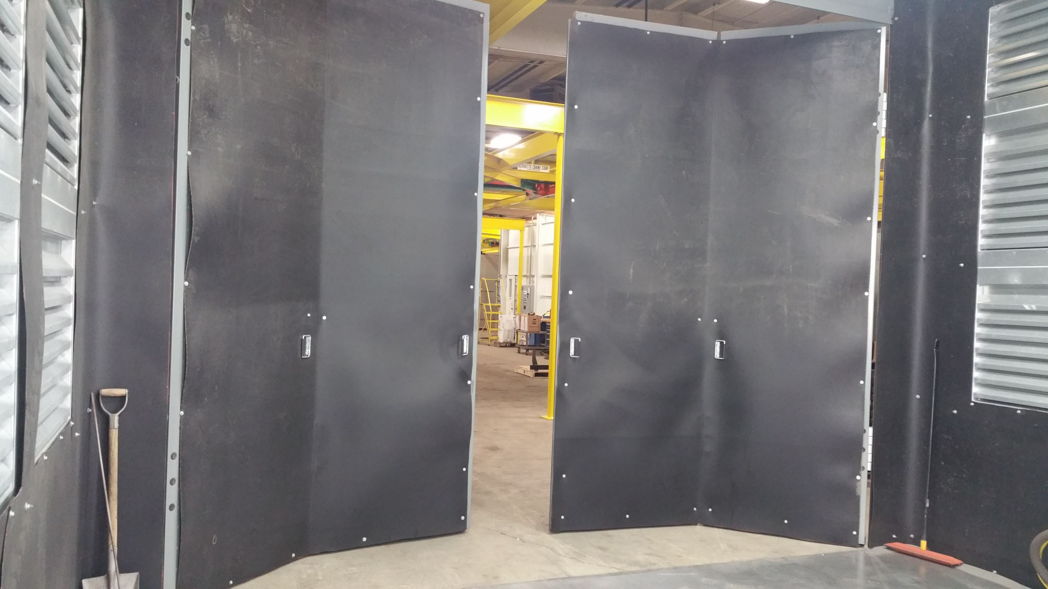 blast shop, powder coating, kenosha